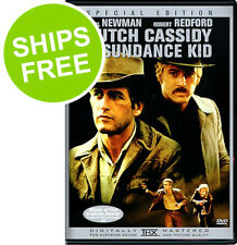 Butch Cassidy and the Sundance Kid (DVD, 2000, Special Edition) NEW, Sealed