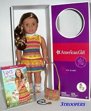 AMERICAN GIRL LEA CLARK  - DOLL OF THE YEAR 2016  - 18