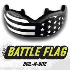 Daño Control BATALLA Bandera Alto Impacto Protector bucal MMA UFC