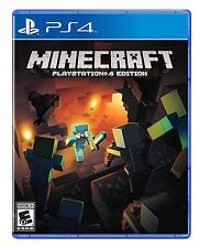 Minecraft: PlayStation 4 Edition [Sony PlayStation 4 PS4] NEW