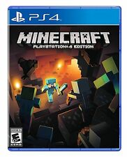 Minecraft: PlayStation 4 Edition [Sony PlayStation 4 PS4]