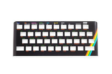 Sinclair ZX Spectrum 16K / 48K Replica Faceplate Color Black