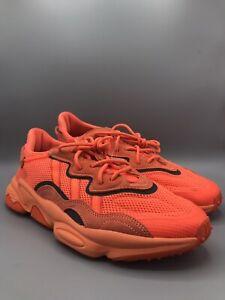 New Adidas Men's Originals Ozweego Athletic Shoes  - Orange (EE6465) Size 11.5