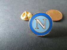 a1 NAPOLI FC club spilla football calcio soccer pins broches badge italia italy