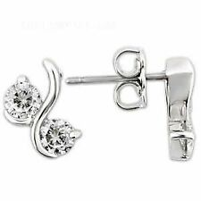 Unbranded Cubic Zirconia Simulated Fine Earrings