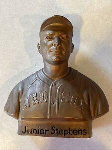 "Junior Stephens 7"" Boston Red Sox Bust - Vintage & VERY RARE"
