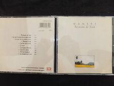 RARE CD GERARD MANSET / LE ROYAUME DE SIAM /