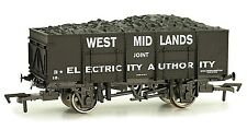 Dapol B834 West Midlands Electric Authority 20 Ton Steel Mineral Wagon New T48