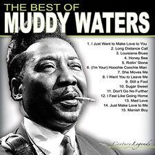 Muddy Waters - Best Of Muddy Waters [New Vinyl LP] UK - Import