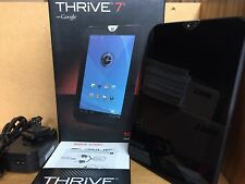 Toshiba Thrive AT1S5-T32 32GB, Wi-Fi, 7in
