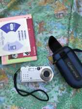 Sony Cybershot DSC-P5 3.2 MP 3x Zoom No Charger In Box