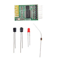 Bluetooth 4.0 Audio Receiver Template Stereo Power Amplifier Modified Module FG