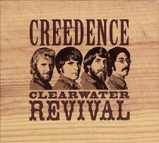CREEDENCE CLEARWATER REVIVAL - CREEDENCE CLEARWATER REVIVAL [BOX SET] (NEW CD)