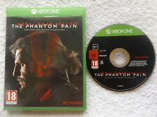 METAL GEAR SOLID THE PHANTOM XBOX ONE V.G.C. FAST POST ( action/adventure game )