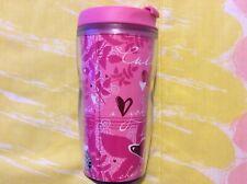 Starbucks 8oz. Valentine's Hearts Be Mine Travel Tumbler 2004