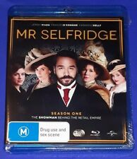 NEW Masterpiece: Mr. Selfridge - Season 1 (Blu-ray Disc 3-Disc Set)