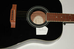 MADONNA SIGNED AUTOGRAPH GIBSON EPIPHONE ACOUSTIC GUITAR - LIKE A PRAYER, RARE!!