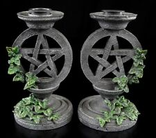 Pentacle Chandelier avec Lierre - 2er Set par Lisa Parker - Gothic Fantasy