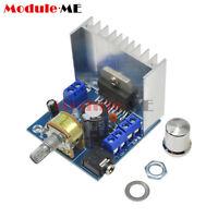 AC/DC 12V TDA7297 Dual Channel 2*15W Digital Audio Amplifier Board Kit Module