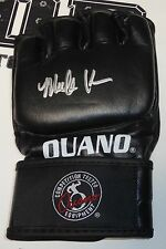 Mark Kerr Signed Ouano MMA Fight Glove BAS Beckett COA UFC 14 Pride FC Autograph