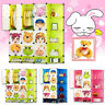 Kids  New Character Design Cubes Wardrobe Childrens Storage Cabinet Boxes UK