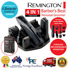 Personal Groomer Mens Beard Hair Clippers Ear Trimmer Nose Eyebrow Grooming Kit