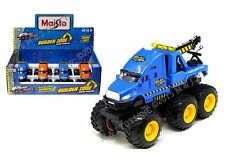 MAISTO FRESH METAL - BUILDER ZONE: QUARRY MONSTERS - TOW TRUCK 24191T