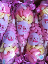 x30 LARGE Pre-filled Sweet Cones • Wedding • Baby Shower • Gender Reveal • Party
