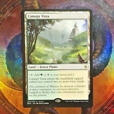 MTG - Canopy Vista [BFZ] | Alternate Artwork PROMO