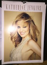 KATHERINE JENKINS OFFICIAL 2017 CALENDER CLASSICAL MUSIC 100% GENUINE & OFFICIAL