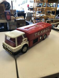 Vintage Texaco Jet Fuel Truck Gas Tanker 1960s