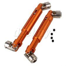 2x Aluminum RC1:10 Rock Crawler 180011 Universal Driven Dogbone for HSP 94180