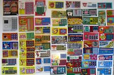 Washington Instant SV Lottery Tickets, 200 tickets,   all different