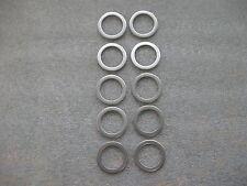 10 PC 20MM OIL DRAIN PLUG CRUSH WASHER GASKETS (P/N 94109-20000) FOR HONDA/ACURA