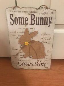 Bunny Rabbit hanging decorations