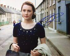 Saoirse Ronan signed Brooklyn Photo 8x10