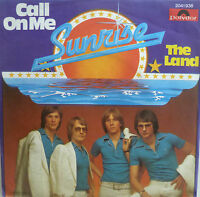"7"" 1977 KULT ! SUNRISE : Call On Me // MINT-? \"