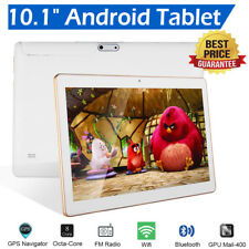 10.1 Inch Tablet 4 + 64GB Android 6.0 Dual SIM Camera GPS Phone Wifi 3G Phablet