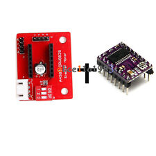 Stepper Motor Driver Controller Shield + StepStick Driver DRV8825 for 3D printer