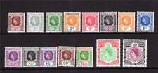 Elizabeth II (1952-Now) Leeward Islands Colony Stamps