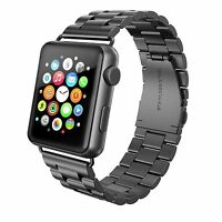 iWatch Loop Stainless Steel Bracelet Strap Band Apple Watch 42mm Space Gray
