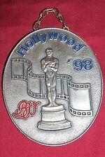 Oscar Statue Badge Hollywood 98 Adam Donner Wuppertal Best Movie Picture Emblem