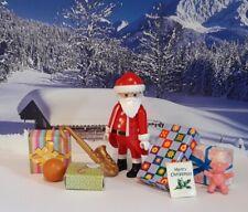 PLAYMOBIL PÈRE NOËL SANTA CLAUS NAVIDAD CHRISTMAS CADEAUX REGALOS GIFTS RENNE
