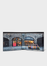 Paul Smith Wallet - BNWT Mini Kings Cross Billfold and Coin Pouch RRP: £200