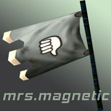 WoW Loot Siegerflagge / Spottflagge / Flag of Ownership / pWn3d Owned