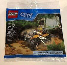 ASTRONAUTE POLYBAG LEGO CITY Réf: 30365 SATELLITE Neuf scellé