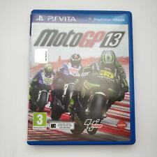 Moto GP 13-Sony PS Vita Game-très bon état sa