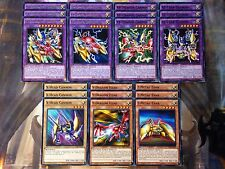 Yugioh XYZ-Dragon Cannon Deck Core X-Head Cannon Y-Dragon Head Z-Metal Tank NM
