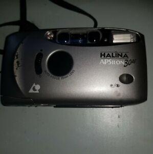 Halina APSilon 30AF 25mm Vintage Film Camera Point and Shoot