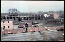 35mm slide DB Deutsche Bundesbahn depot Rheine West-Germany 1975 original
